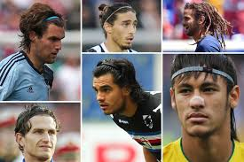 athletic headbands 20 hot soccer guys with hair