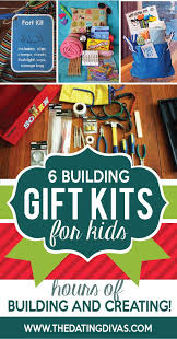 50 diy gift kits for kids gift christmas gifts and diy christmas