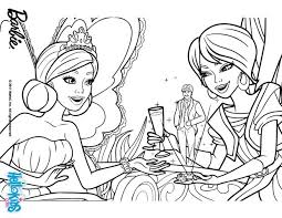 crystal princess graciella coloring pages hellokids