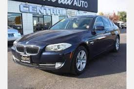 bmw 5 series for sale used used bmw 5 series for sale in salt lake city ut edmunds