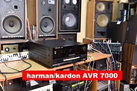 home theater avr harman kardon avr 7000 receiver amplifier verstärker home cinema