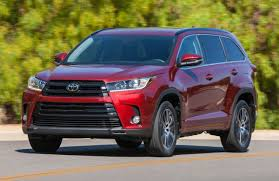 suv toyota consumer reports picks best and worst suvs for 2017