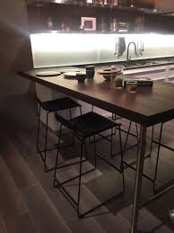 How Tall Are Kitchen Islands by How To Make The Most Of A Bar Height Table