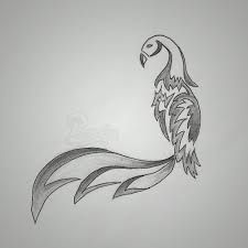 tatto bird paradise by phoenixa86 on deviantart