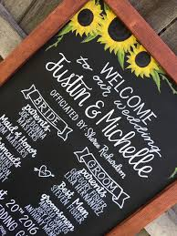 Wedding Program Chalkboard 13 Best Chalkboards Images On Pinterest Chalk Board Chalkboard