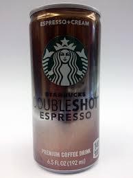 starbucks doubleshot vanilla light starbucks doubleshot espresso 6 5oz soda pop shop