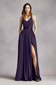 plum wedding dresses plum and eggplant dresses gowns david s bridal