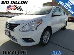 nissan versa trim levels new 2017 nissan versa sedan sv 4 door sedan in lincoln 4n1773