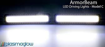 led driving lights for trucks armorbeam pro series led driving lights model c plasmaglow