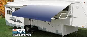 5th Wheel Awnings Rv U0026 Camper Awnings Manual U0026 Electric Shadepro Inc