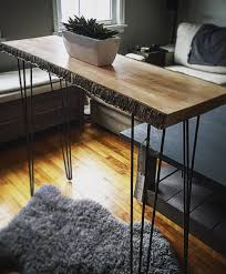 Hairpin Leg Console Table Products U2013 The Woodmill