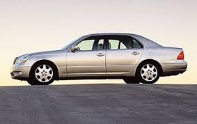 lexus two door 2001 2001 lexus ls 430 information and photos zombiedrive