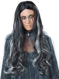 deluxe the addams family wednesday wig tv movie wigs halloween