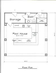 home plans with pools pool cabana plans norcalit co
