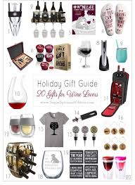 wine gift ideas 20 gifts for wine sugar spice and glitter
