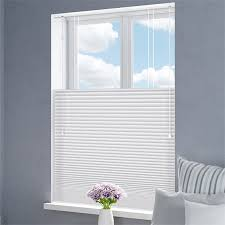 Top Down Bottom Up Cellular Blinds Blackout Cellular Honeycomb Blinds Shades Curtain Cord Top Down