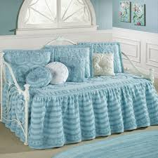bedroom daybed bolsters white daybed comforter set trundle bed