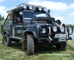 defender land rover off road adrian u0027s tomcat 100
