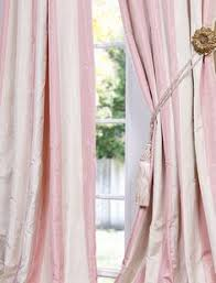Dusty Pink Curtains Pink And White Curtains Curtains Wall Decor