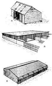 Cattle Barns Designs Ae 97