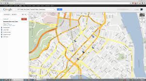 G00gle Map Create A Travel Itinerary With Google Maps My Places Youtube