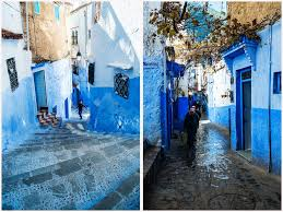 Morocco Blue City by Travel In Morocco Photos Of The Streets Of Chefchaouen