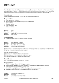 Resume For A Marketing Job by Chetana Charoenbibhop Cv July 2015