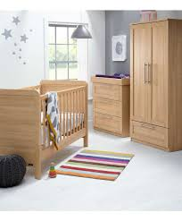 Nursery Furniture Set by Rialto 3 Piece Set Natural Oak Rialto Oak Mamas U0026 Papas