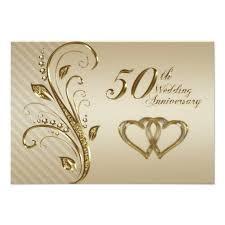 free printable 50th anniversary invitations 50th wedding