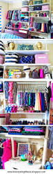 Space Saving Closet Ideas With A Dressing Table Best 25 Small Closet Space Ideas On Pinterest Organizing Small