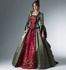 i could make this for you stacey victorian dress pattern wedding
