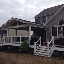 How To Build A Wood Awning Over A Deck Best 25 Covered Deck Designs Ideas On Pinterest Deck Covered