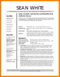 Senior System Administrator Resume Sample by Administrator Resume Summary Virtren Com