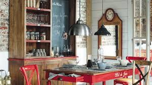 cuisine ambiance bistrot déco salon style bistrot exemples d aménagements