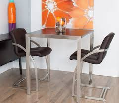 glass counter height table sets pub table sets wood metal glass rattan pertaining to metal counter