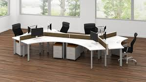 fríant novo mono segmented serpentine cubicle system cubicle