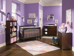 bedroom attractive ideas for baby girl nursery with wall mural baby nursery ba ideas for girls purple zone area 18 girl themes amp designs pictures inside