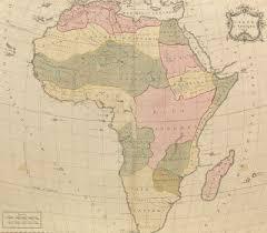 map asie two maps carte de l asie and carte d afrique by jean palairet