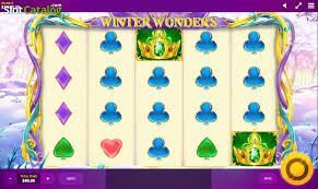 review of winter wonders tiger slot from tiger
