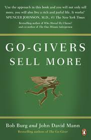 go givers sell more bob burg 9780141049588 amazon com books