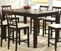 tall dining room tables high top dining table bikepool co