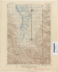 Map Of Montana And Wyoming by