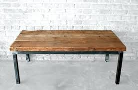 Rustic Metal Coffee Table Rustic Wood And Metal Coffee Table Rustic Wood And Wrought Iron