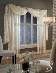 How To Hang A Curtain Stunning Swag Curtain Ideas Manificent Design How To Hang A