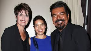 lucy arnaz today george lopez america ferrera luci arnaz pay tribute to latinos
