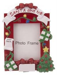 Ornament Store Near Me Buy Santa And Me Picture Frame Ornament Personalized