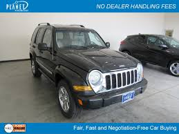 jeep liberty 2006 limited 2006 jeep liberty in golden used jeep liberty for sale in denver