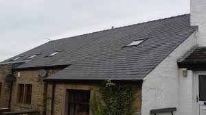 gallery of roofing work undertaken in burnley and pendle