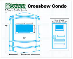 the crossbow condo southern outdoor technologies