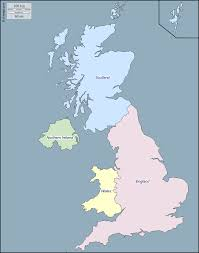 World Blank Map by Outline Map Of United Kingdom Geography Pinterest